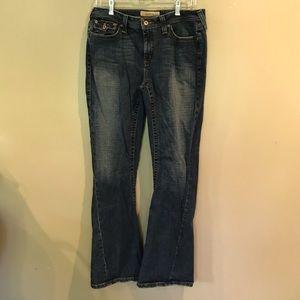4/$20 Sale Mix-It Bootcut Jeans Size 12